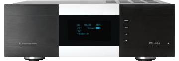 12-Channel Digital Power Amplifier, rack ears included